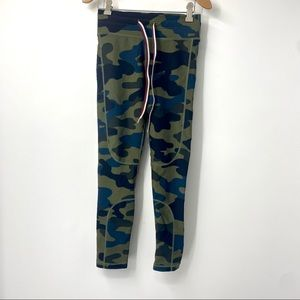 The Upside camouflage 7/8 workout leggings 6